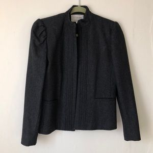 Vintage wool blazer sports jacket